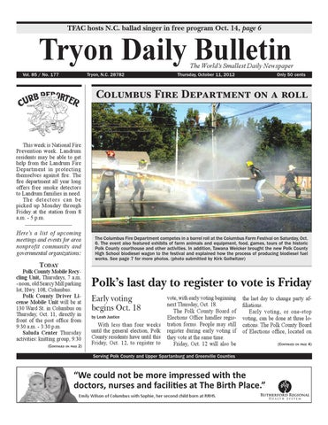 Bulletin Daily Paper 10 11 12 by Western Communications e79bc9dfc