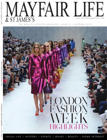 c240f7addb2 Mayfair & St James Life Magazine October 2012 by Fish Media Group ...