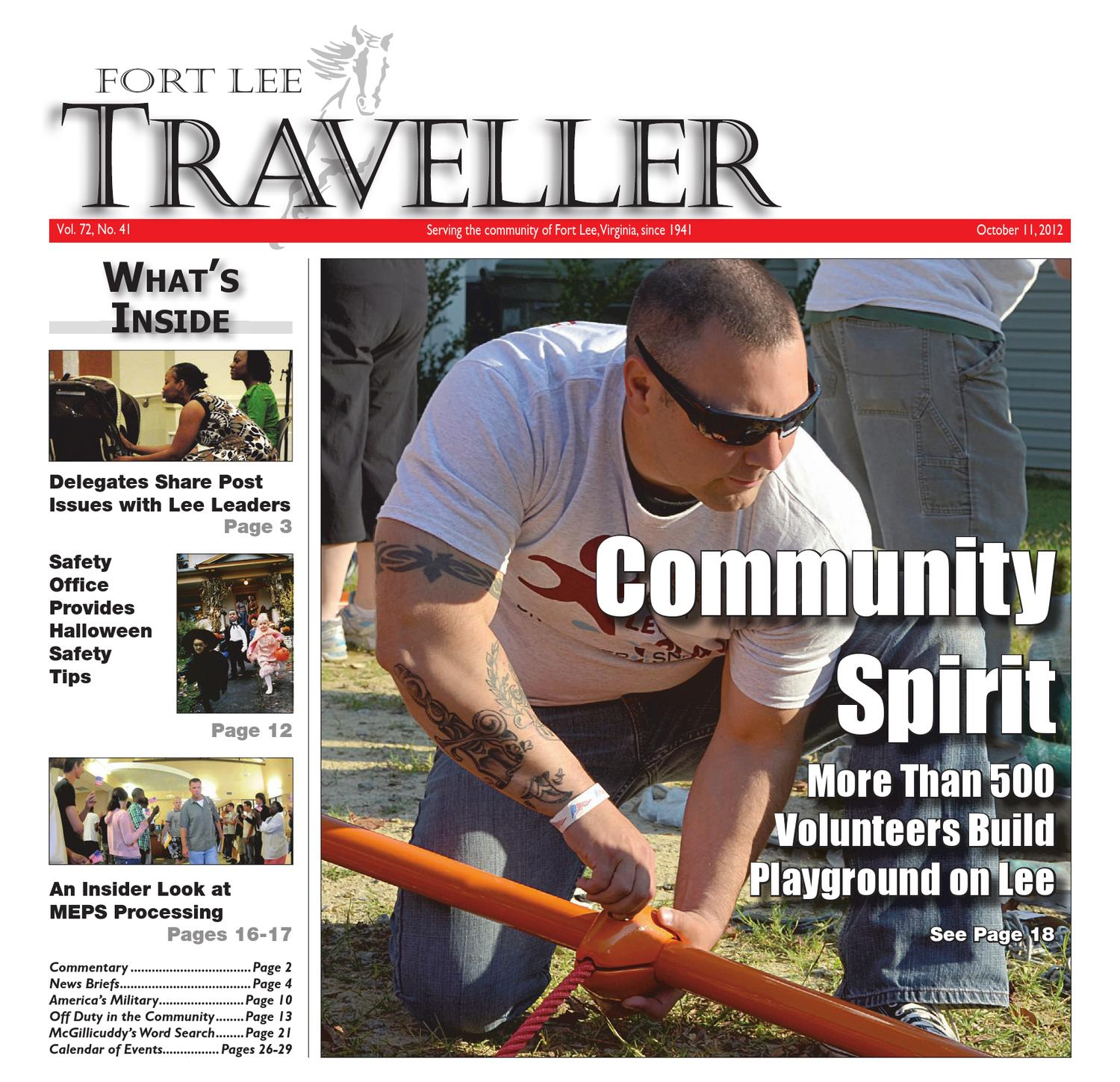 Traveller, Oct  11, 2012 by Military News - issuu