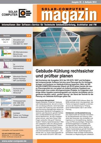 SOLAR-COMPUTER Magazin 38 by Marcus Sztehlo - issuu