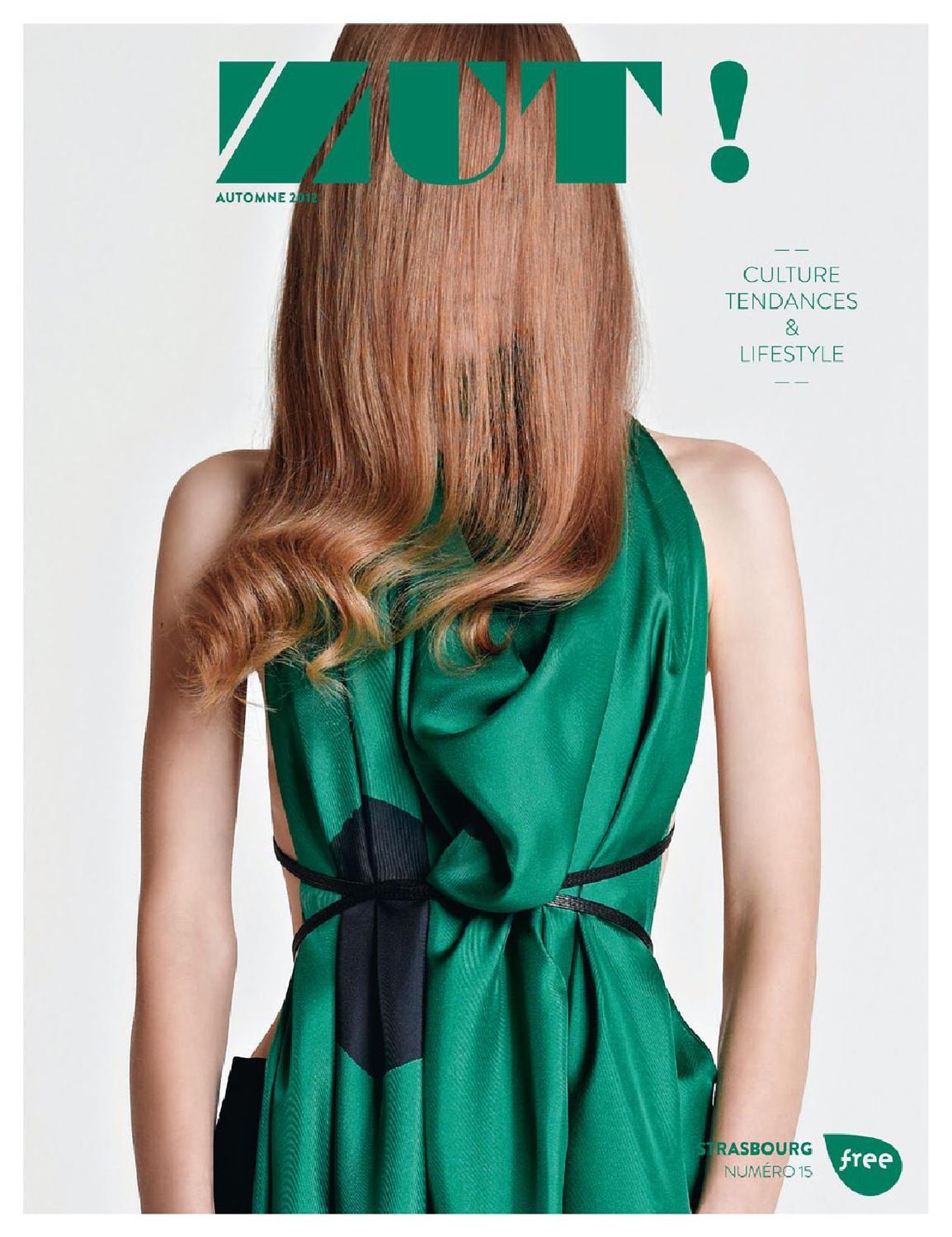 Zut ! 15 Strasbourg by Zut Magazine - issuu 28825548b22