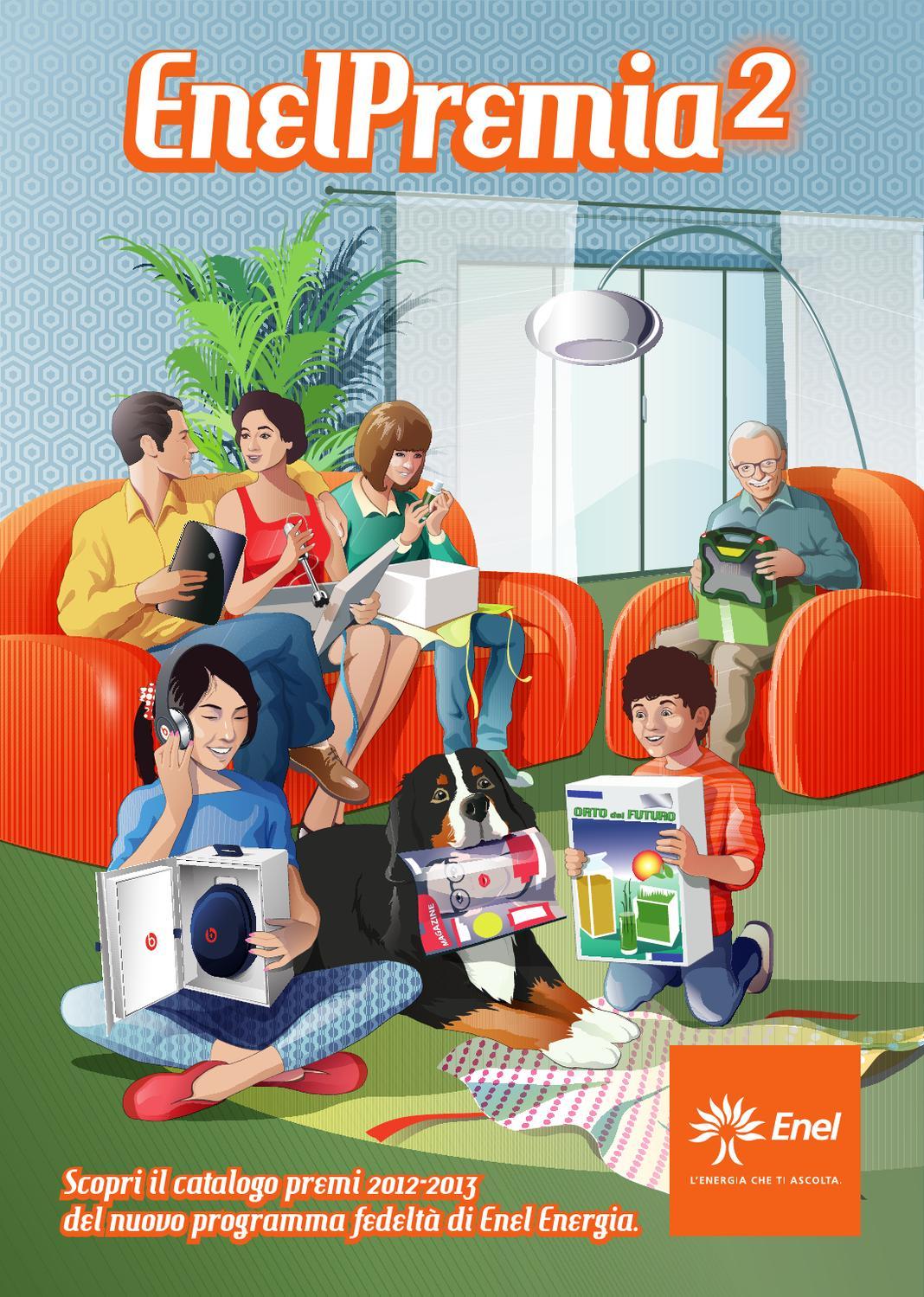 catalogo enelpremia 2012
