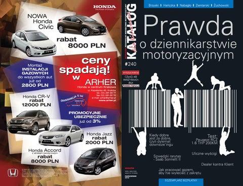 Katalog Dla Kierowców Październik 2012 By Katalog Dla Kierowców