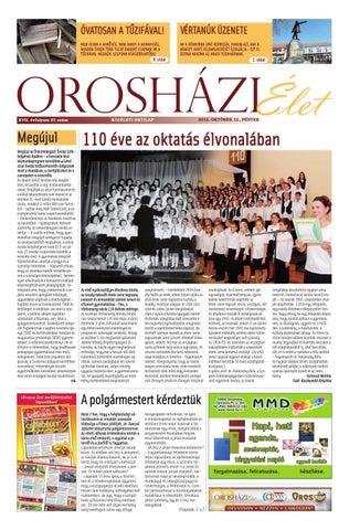 2012 37. szám Orosházi Élet by OrosCafé - issuu cd345d0b63