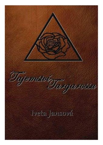 f6c8c9209f8 Tajemství Targarossu - ke stažení v pdf by Ivet Jansová - issuu
