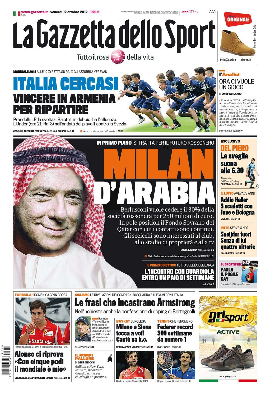 Gazzetta dello sport by severn mp - issuu 675e81b1a18