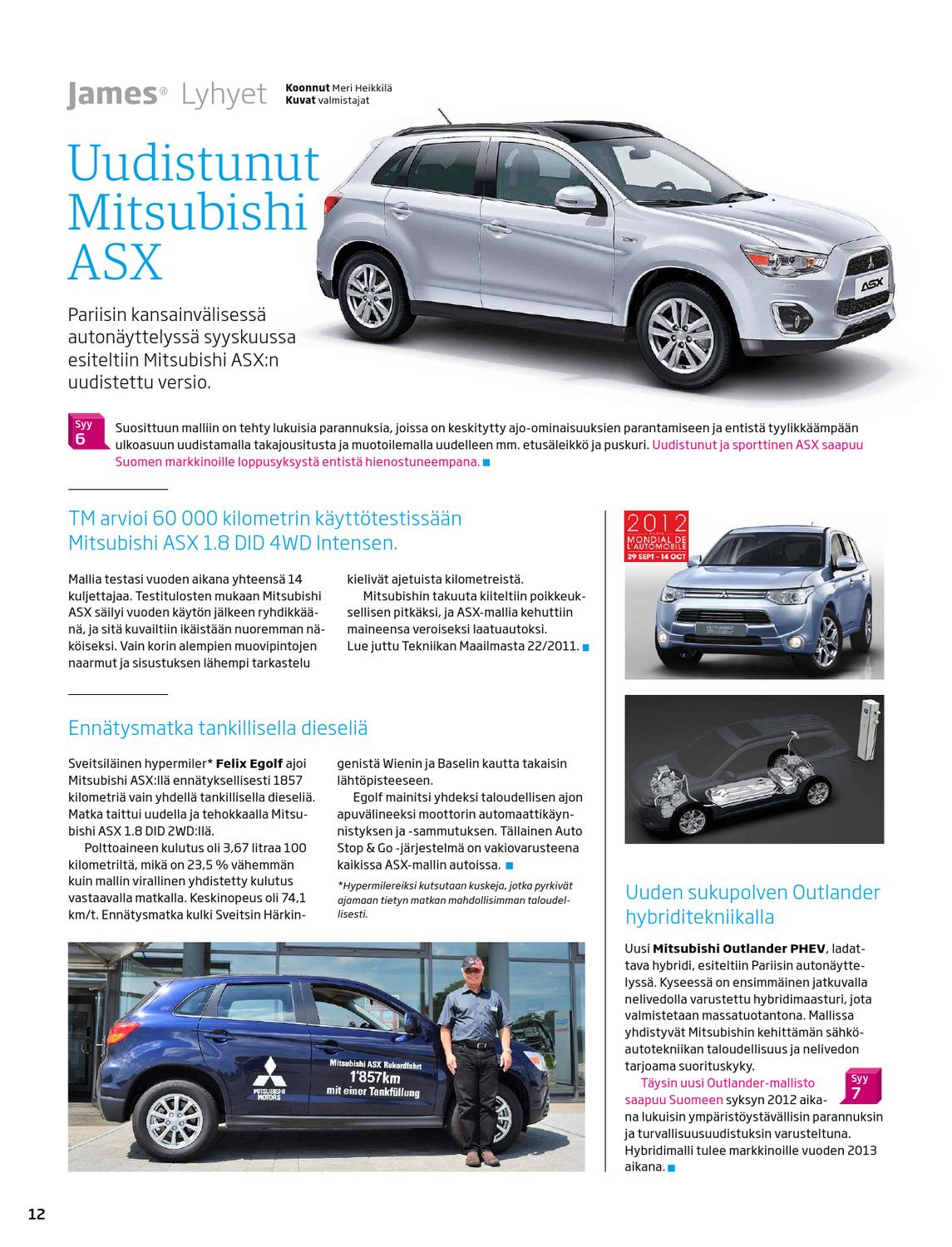 Stop And Go Auto >> James By Otavamedia Oma Issuu