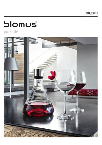 Blomus 2011 2012 Catalogue By Peter Szabo Issuu