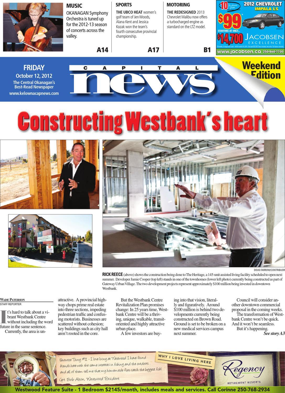 Kelowna Capital News, October 12, 2012 by Black Press - issuu