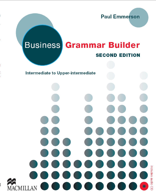 Essential business grammar builder скачать pdf
