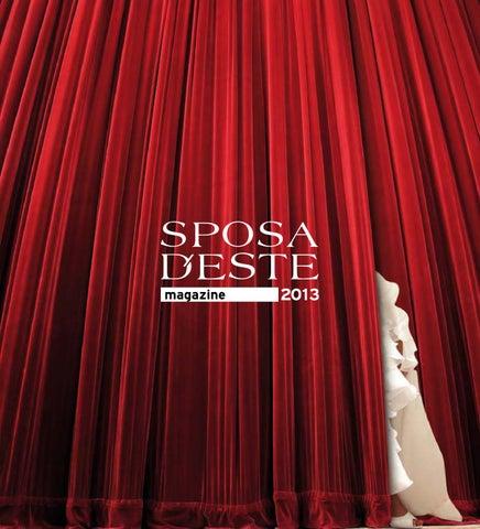 5588037b9bde Sposa D Este Magazine 2013 by Sposa D Este - issuu