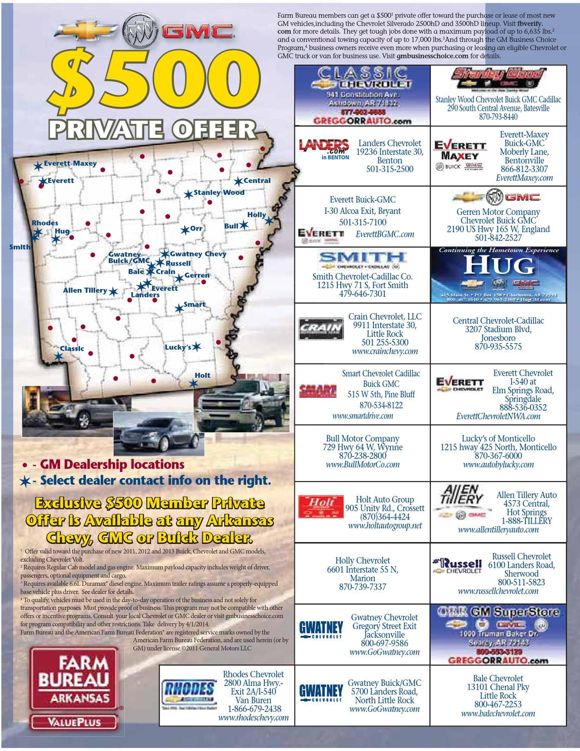 Everett Chevrolet Springdale Ar >> Arkansas Agriculture Fall 2012 By Arkansas Farm Bureau Issuu