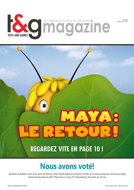By T amp;gmagazine19 Sergant Dominique franseversie Issuu CoBdxe