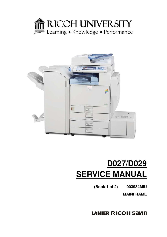 ... service manual c3532 ebook purer Array - ricoh aficio 2035e manual  ebook download rh paroleincartateblog com Array - mieabfreew 1396 rh ...