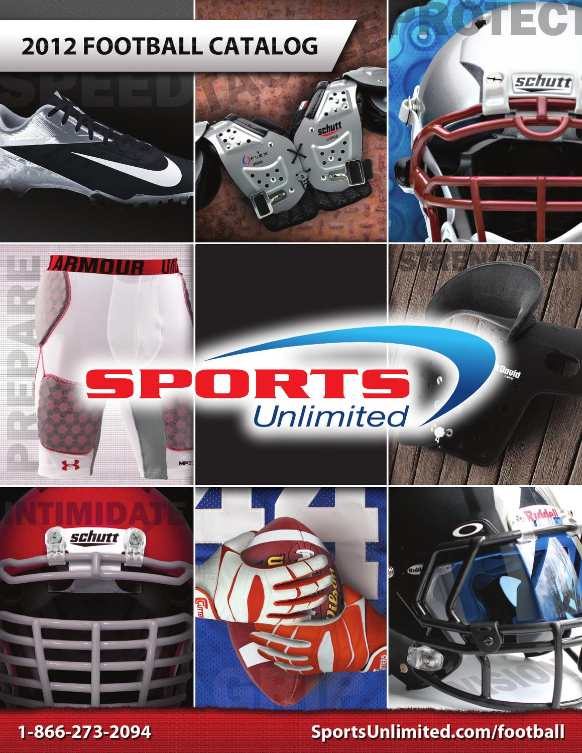 Sports Unlimited Integrated Dazzle Youth Football Pants