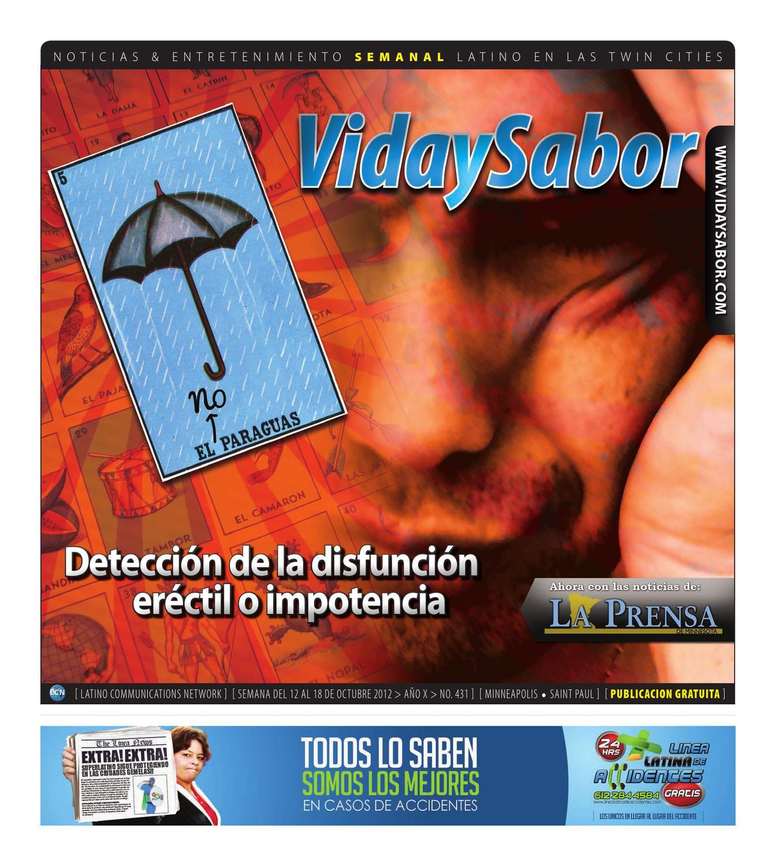 Vida y Sabor - 431 by Latino Communications Network LLC - issuu