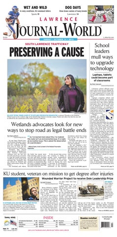 05137a3471a0 Lawrene Journal-World 10-14-12 by Lawrence Journal-World - issuu