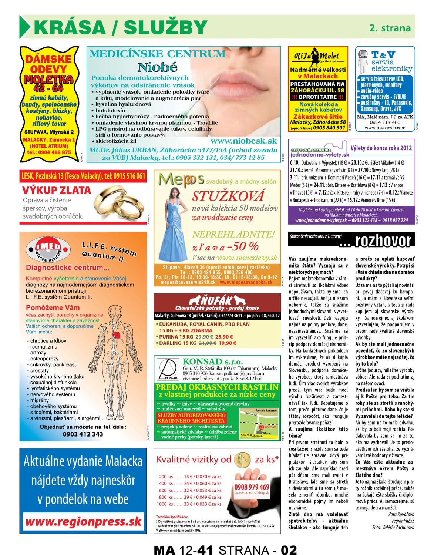 1e0601071f5a0 Malacko 12-41 by malacko malacko - issuu