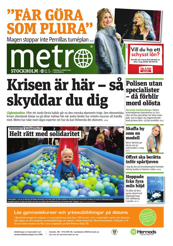 Spa Stockholm City Swedish Escorts