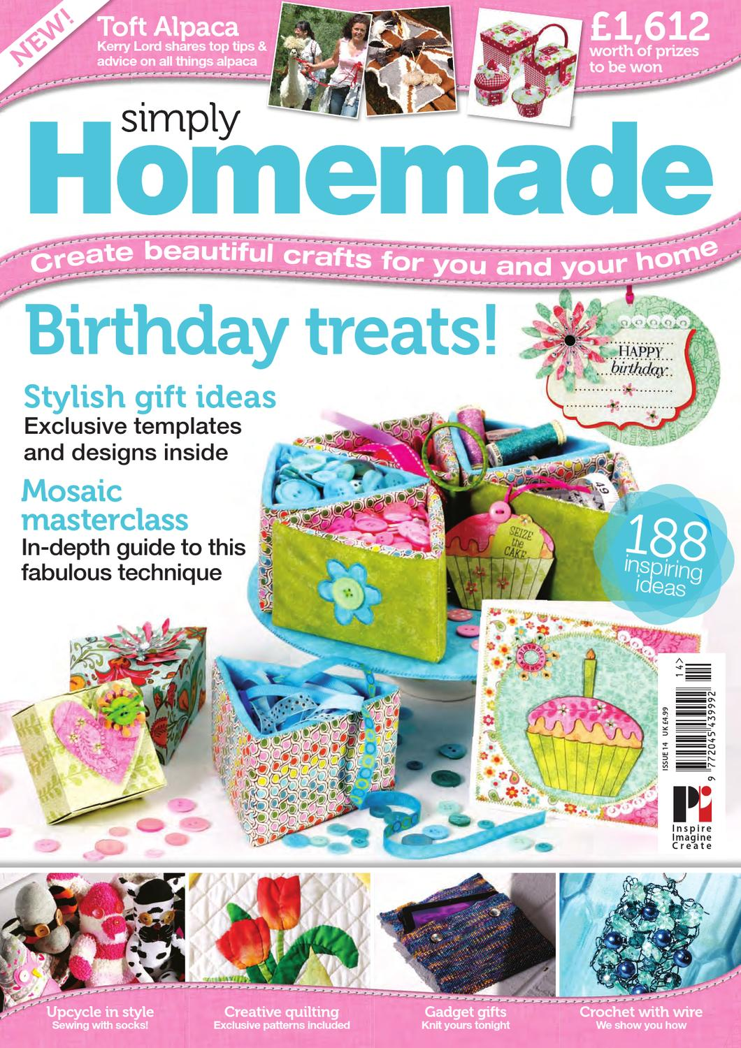 Simply Homemade 14 by Practical Publishing - issuu