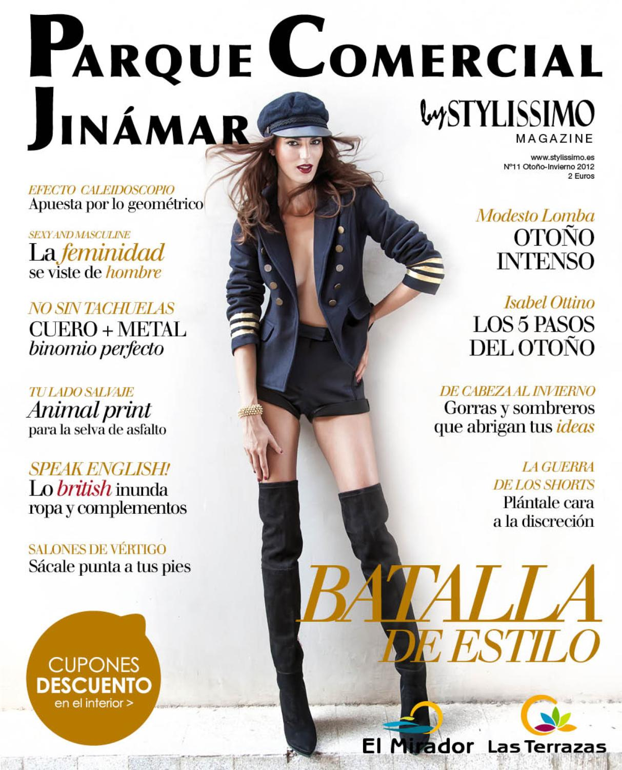 Sty11 Magazine By parque comercial Issuu Stylissimo jinamar 1J3TFlKc