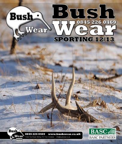 8ec69d3fb1228 Bushwear Sporting 12 13 by Bushwear - issuu