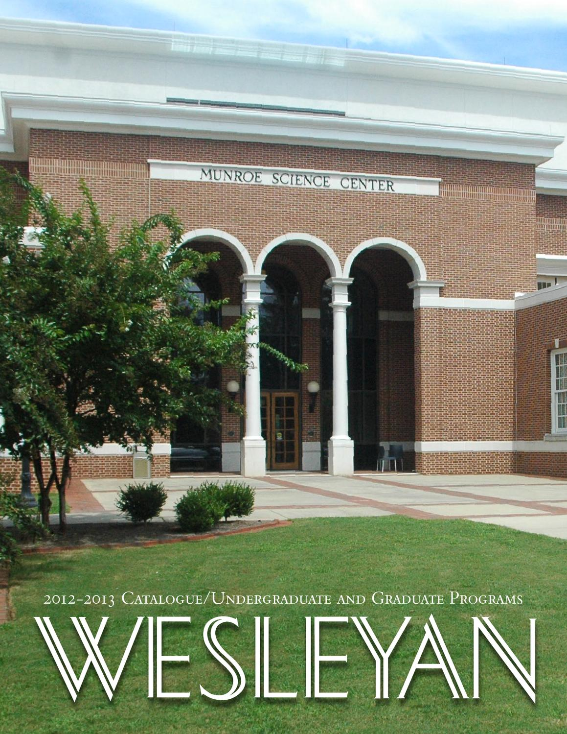 comp 112 wesleyan investment