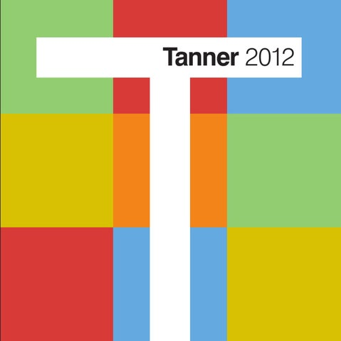 Tanner Conference 2012 By Wellesley College Alumnae Association