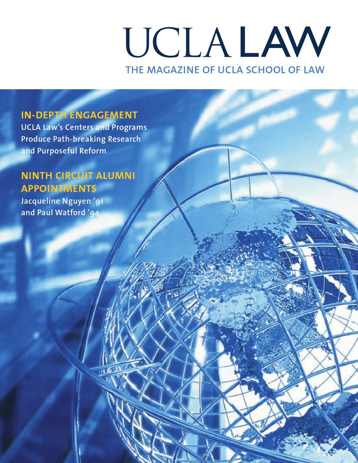 UCLA Law Fall 2012 Magazine By UCLA Law   Issuu