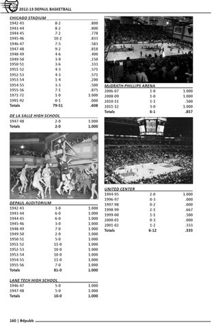 9a4a6fe6cce 2012-13 DePaul Men's Basketball Media Guide by DePaul Athletics - issuu