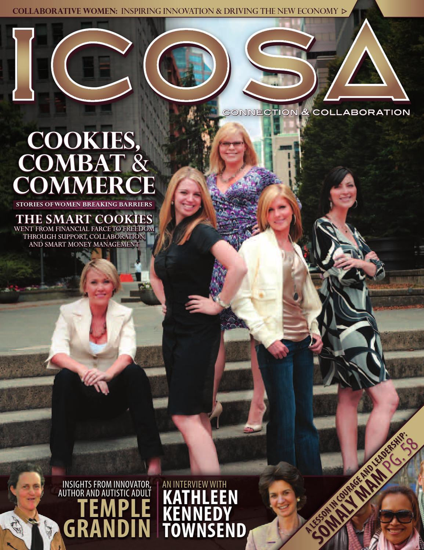 Collaborative Women: Inspiring Innovation & Driving the New Economy by  ICOSA Magazine - issuu