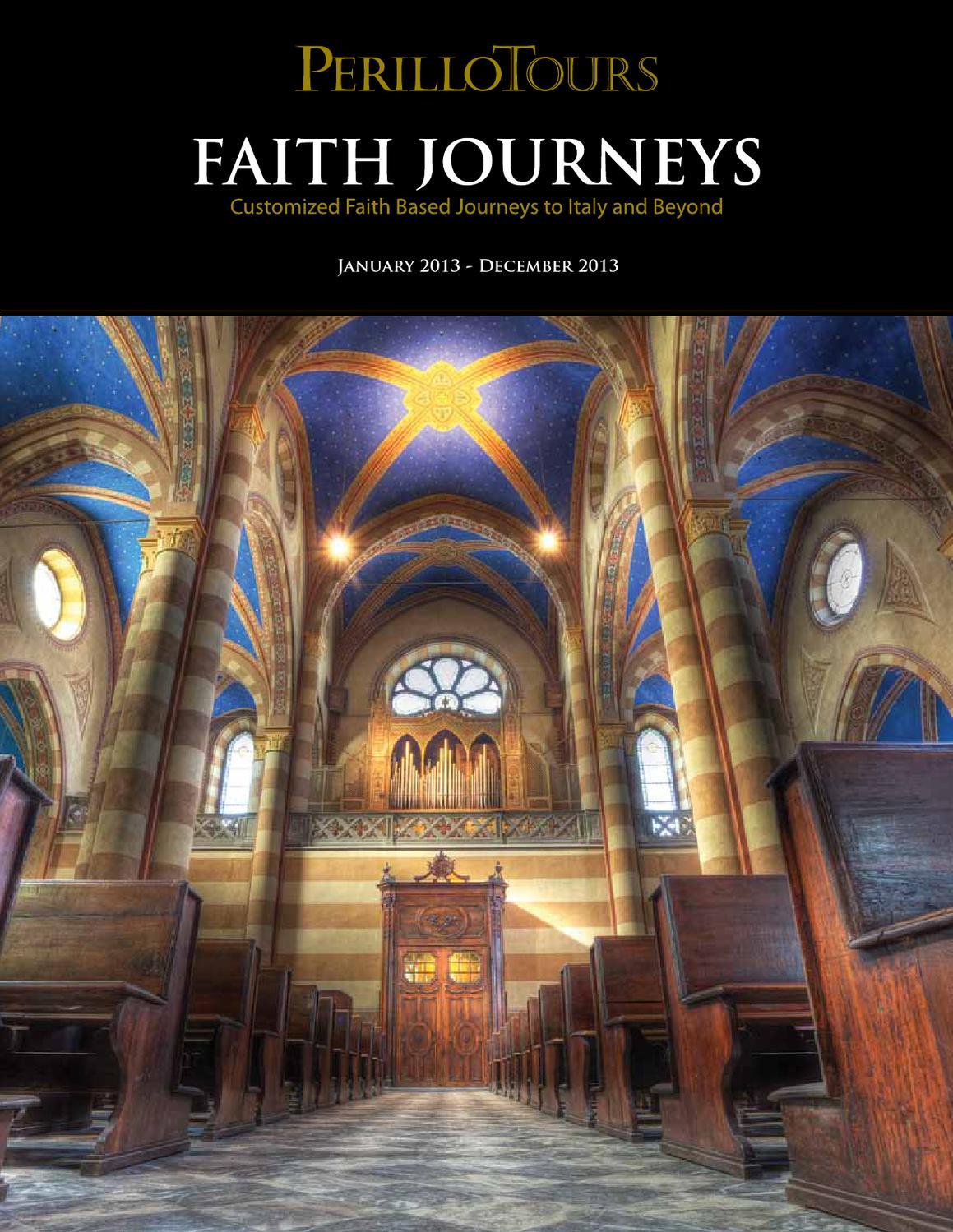 Perillo Tours Faith Journeys by Perillo Tours   issuu