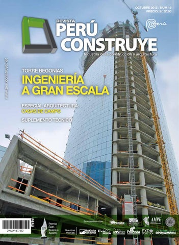 c99c6c729754 Revista Perú Construye N° 21 by GRUPO DIGAMMA - issuu