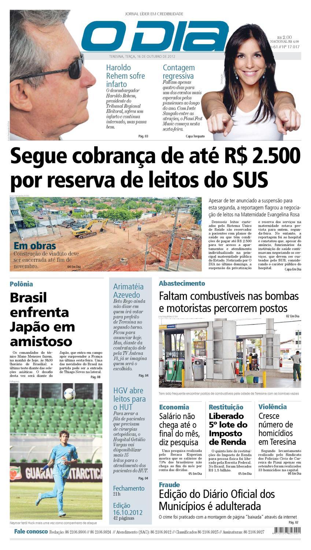 ODIA by Jornal O Dia - issuu 2bff838622