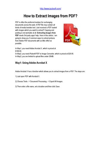 Sysinfotools Pdf Image Extractor