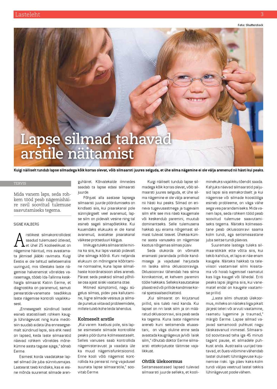 828293d3784 Lasteleht sügis 2012 by Eesti Päevalehe AS - issuu