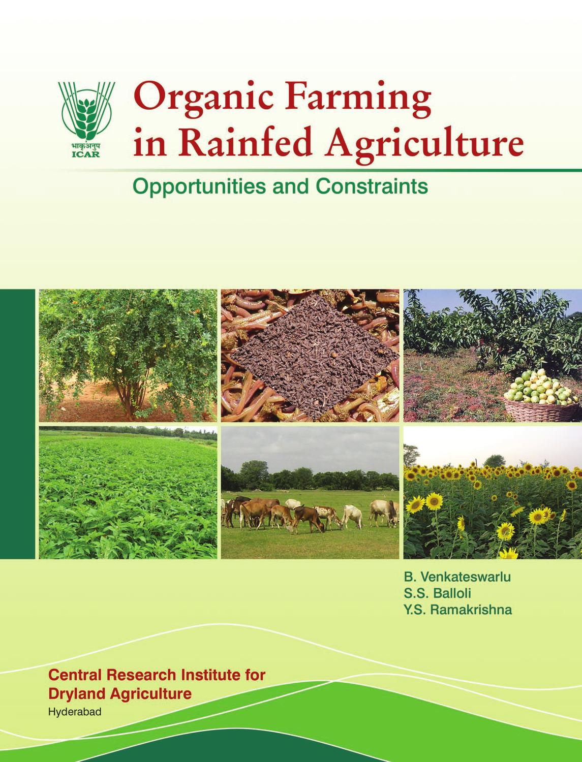 organic agriculture research paper