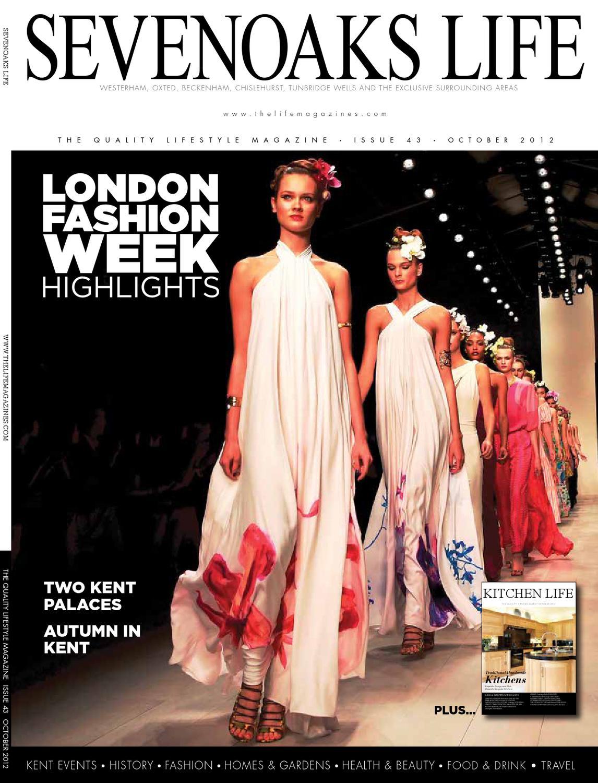 Sevenoaks life magazine october 2012 by fishmedia issuu for Creative interior designs beckenham