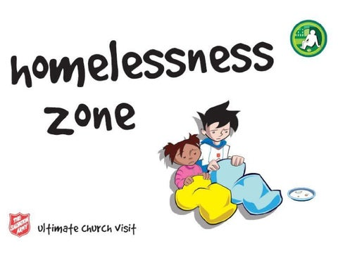 Homelessness zone powerpoint template by the salvation army uk page 1 toneelgroepblik Images