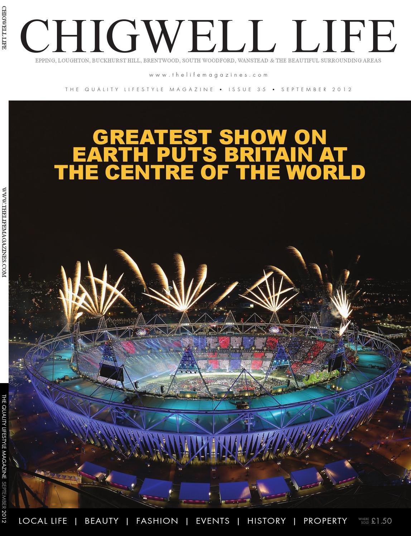 1fa606cb77df Chigwell Life Magazine September 2012 by Fish Media Group Ltd - issuu