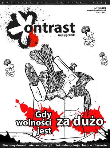 Kontrast 2012 Wrzesien Pazdziernik By Miesięcznik Kontrast