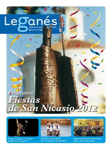 boletín de información municipal de leganés - número 15legacom
