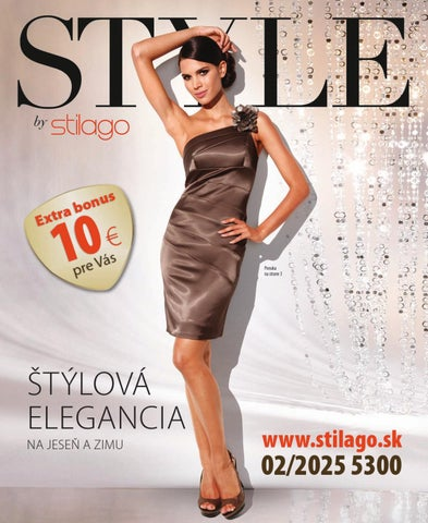 8fafd5190d0a Style by Stilago katalóg by Stilago.sk - issuu