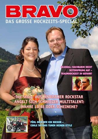 page 1 - Hochzeitszeitung Beispiele
