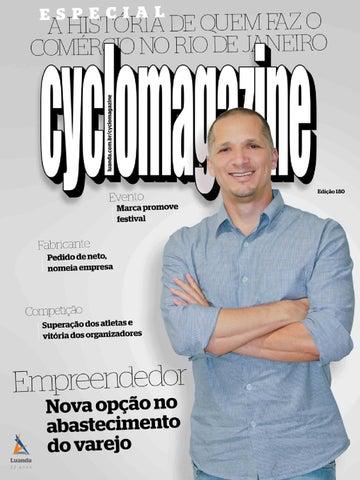 Revista Cyclomagazine 180 a1f125ebb073