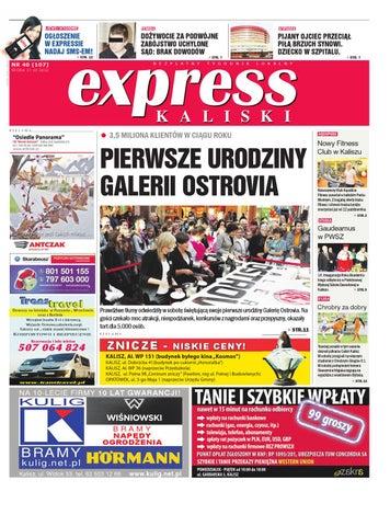 6a76e4072468cf Express Kaliski 107 by Express Kaliski - issuu