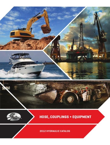 Gates Hoses and Couplings by Kiowa - issuu
