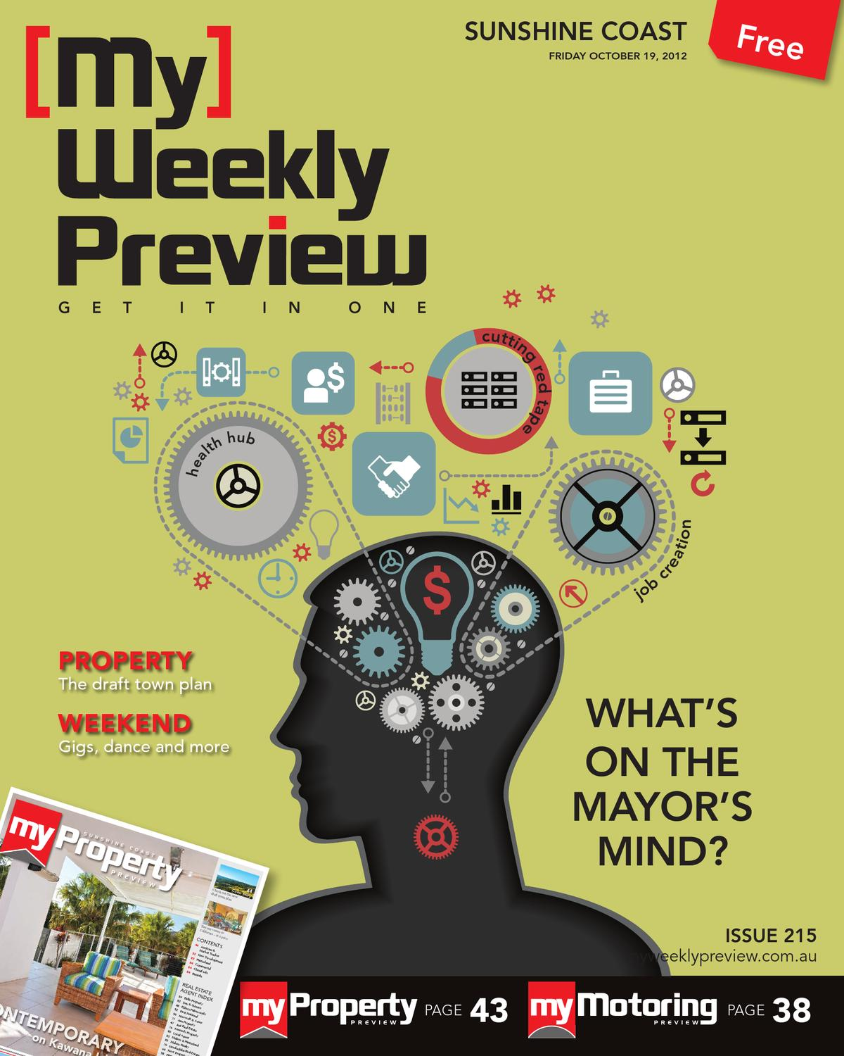 My Weekly Preview Issue 215 October 19 2012 by My Weekly