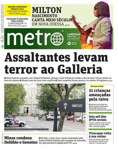 20121017 br metro campinas by metro brazil - issuu 5dae6d84277ce