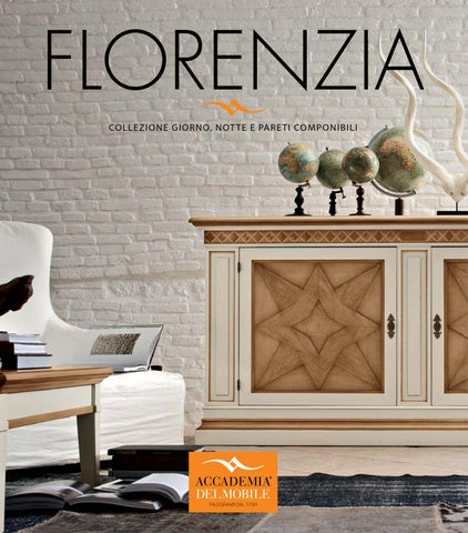 Florenzia Catalogo Unificato by Accademia del Mobile Srl - issuu